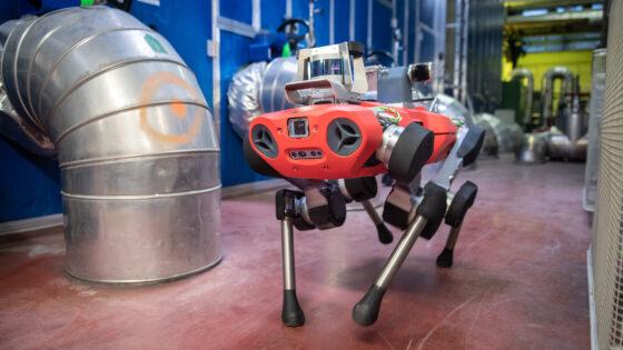 ANYbotics | Autonomous Legged Robots for Inspection and More