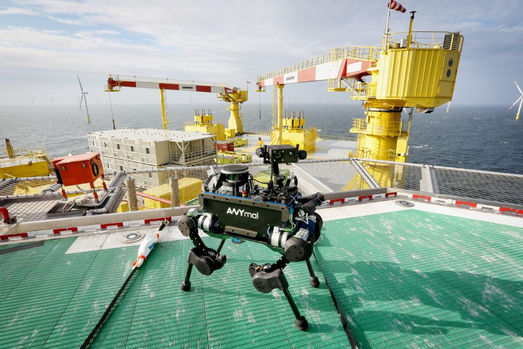 ANYmal Offshore Platform