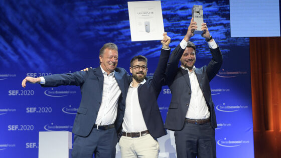 ANYbotics Swiss Economic Award Winner