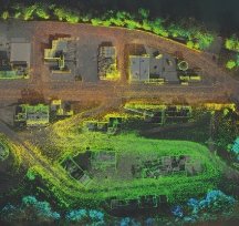 ANYbotics 3D environment scanning